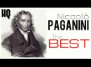 The Best Romanticism Music 1 Hour Excellent Classical Music for Violin by Niccolò Paganini HQ
