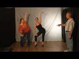 Posing for Jazz Dance - Walk Through | DancePoses.com