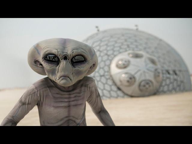 👽 НЛО десант и ВЫСАДКА ГУМАНОИДА - видео очевидцев 2018 (UFO)