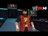 Mick Foley WWE 2K14 PSP Entrance Official