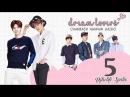 [EXO-minific] Dream Lovers: ep.5 l ChanBaek HunHan KaiSoo (CC SUB)