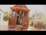 A tiny home tour Jay Shafer's 89-square-foot home on wheels
