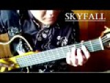 Adele - Skyfall - 007 (Classical Fingerstyle Guitar Cover) w/TAB