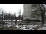 В Лисичанске приступили к демонтажу разрушенного войной дома