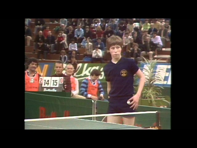 1982 European Championships (Ms-Final) Mikael Appelgren - Jan-Ove Waldner [Full match in HD]