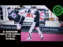 K1 Kickboxing Hard Hitting Counters to the Teep Tutorial