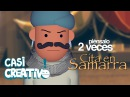 Piénsalo 2 veces CASI CREATIVO Cita en Samarra