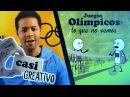 Casi Creativo - Olimpiadas