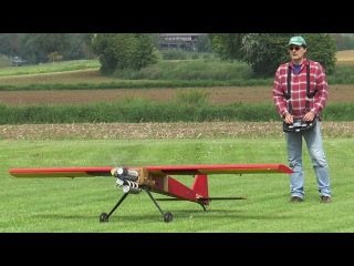 Full Scale Rc Airplane