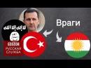 Истинная причина войны в Сирии Коварный замысел тайного мирового правительства 13 01 2017