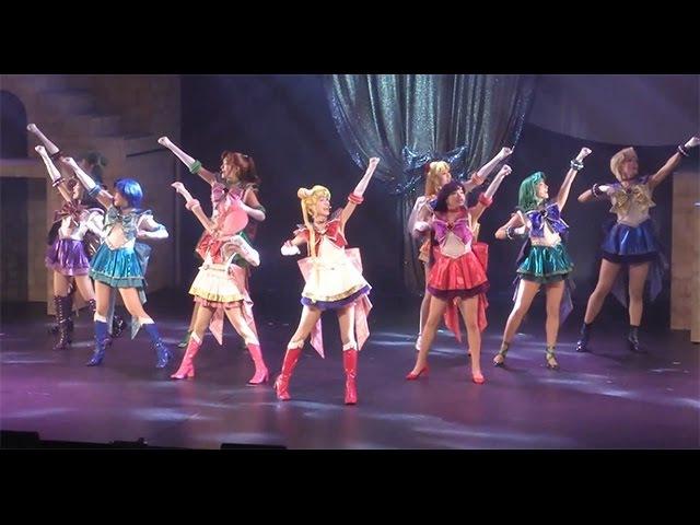 ミュージカル「美少女戦士セーラームーン」 Amour Eternal ゲネプロ公開