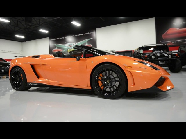 2011 Lamborghini Gallardo Heffner Twin Turbo 1,000 HP LP570 Performante Spyder!