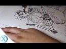 Famous Mangakas Drawing 2