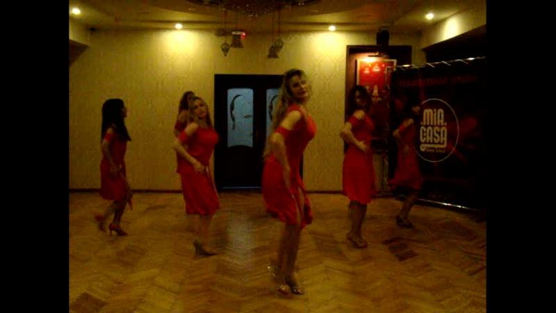 LADY STYLIE открытия праздника по случаю рождения танцевальной школы МIA CASA. Хореография Марии Гордеевой.