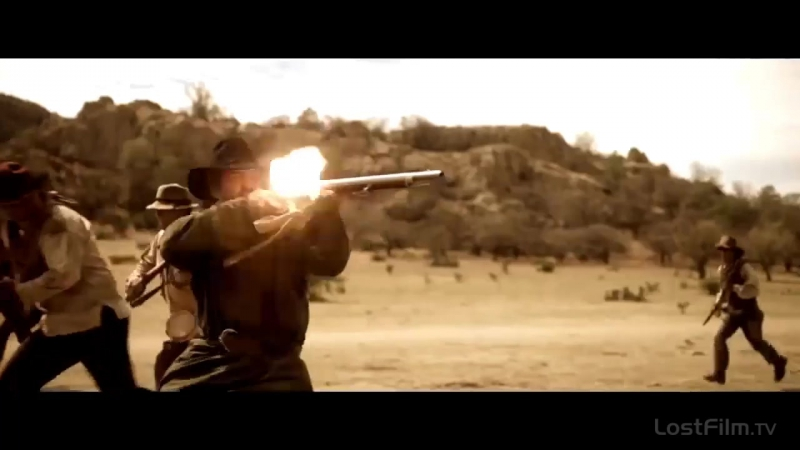 Восстание Техаса (Texas Rising) Трейлер | NewSeasonOnline.ru