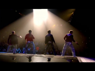 Westlife - Addicted to Love/I Wish Wild Wild West/Dont Cha (Live)