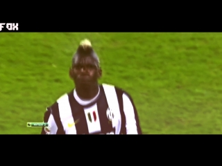 Nice goal by Pogba