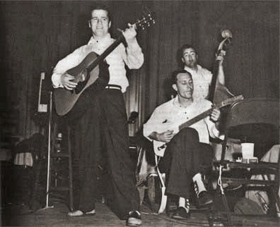 Johny Burnette Rock n Roll trio / Rockabilly.su