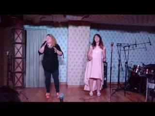 Анна Гульоватая и Анета Капба- Земля (cover Маша и Медведи). Конкурс ARENA VOCAL CONTEST г.Москва
