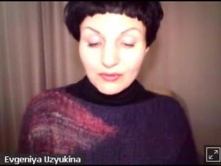 Видео 2015 02 26 Воскрешение Юлии Баклановой