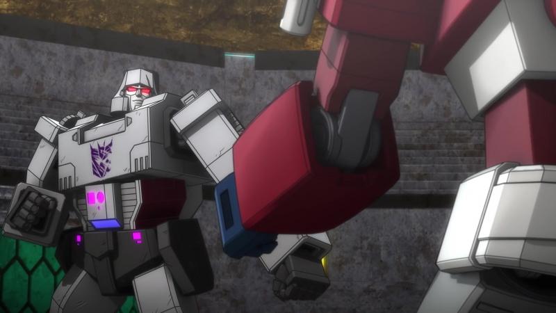 Трансформеры: Войны Гештальтов — 4 Серия «Незабытый» [AniDub]