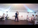 Классический динамичный свадебный танец с поддержками  Наташа и Руслан  Adele - Skyfall