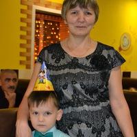 Анкета Татьяна Мелихова