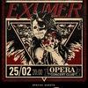 EXUMER (Ger) || 25.02.17 || СПб (Opera)