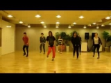 T-ara - lovey dovey mirrored dance practice_low