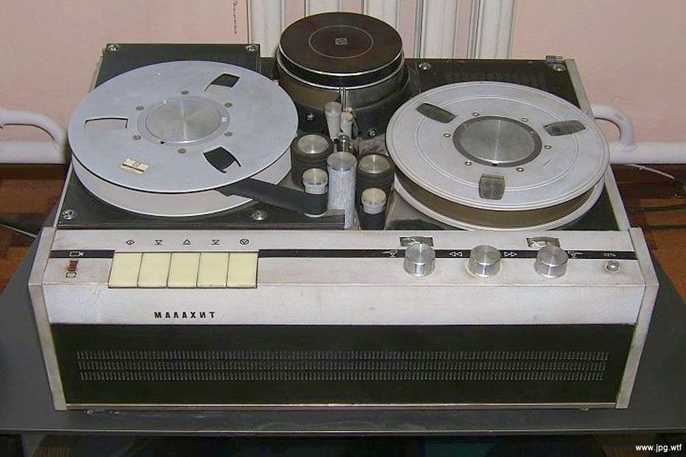 видеомагнитофон МАЛАХИТ оцифровка видеокассет чебоксары