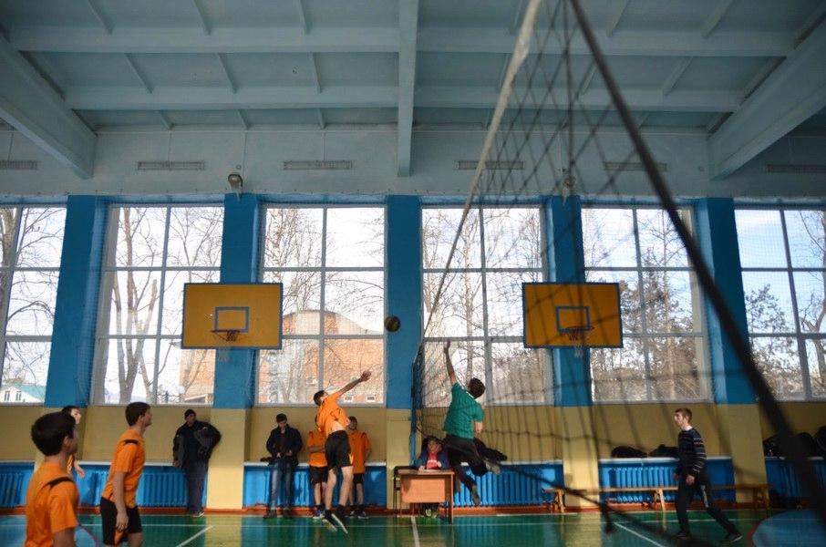 В Зеленчукской прошли соревнования по волейболу