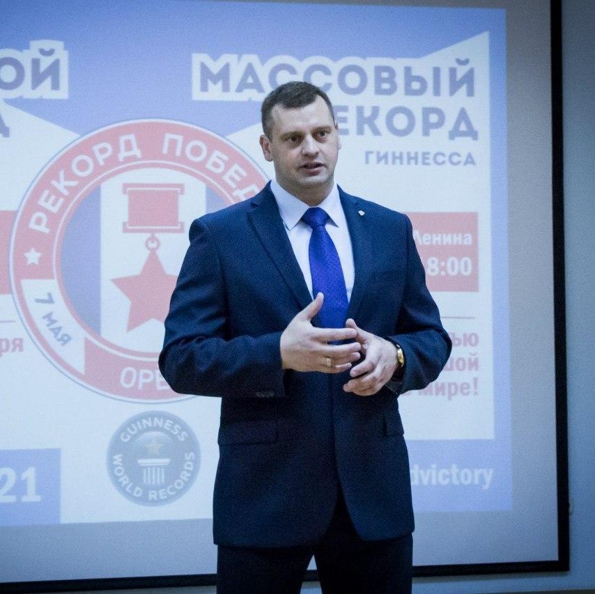 Муромский нашел перспективы у ФК «Орел»