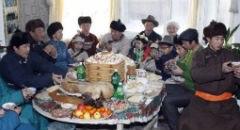 Цаган Сар в Монголии