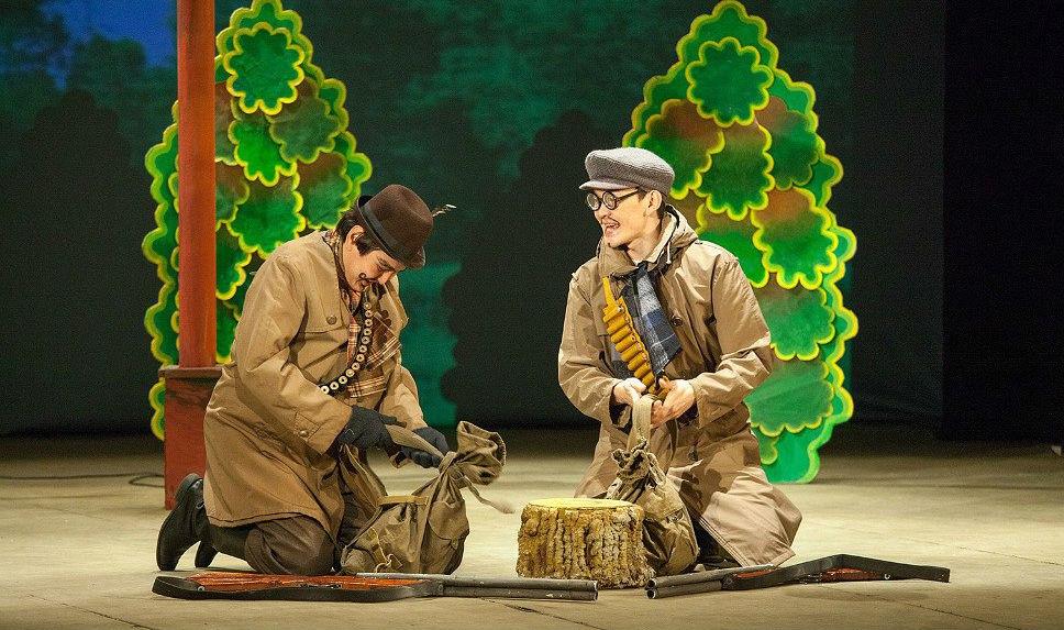Русский театр: репертуар на февраль