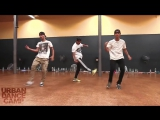 Elastic Heart - Sia ft. Weekend  Diplo _ Quick Crew Choreography _ URBAN DANCE CAMP