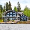 Коттеджи в Финляндии Страна Озер