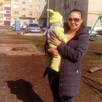 Анкета Екатерина Цилина