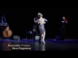 Alexander Frolov &amp Vera Gogoleva and Solo Tango Orquesta (O. Pugliese - Los mareados) Planetango-11