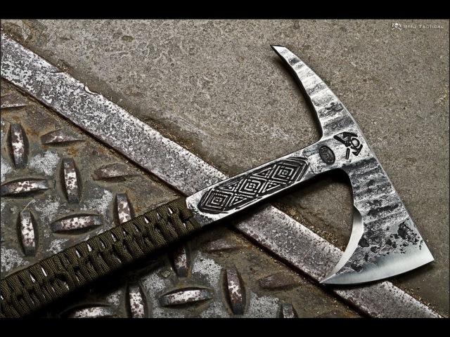 Томагавк. Лучшие образцы метательного оружия. Часть Вторая