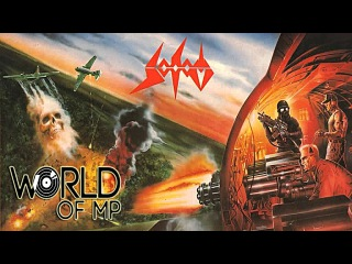 #13 World of MP -  Sodom -  Agent Orange  CD (2010-edition) Review