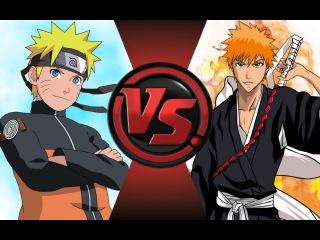 NARUTO vs ICHIGO! Cartoon Fight Club Episode 56