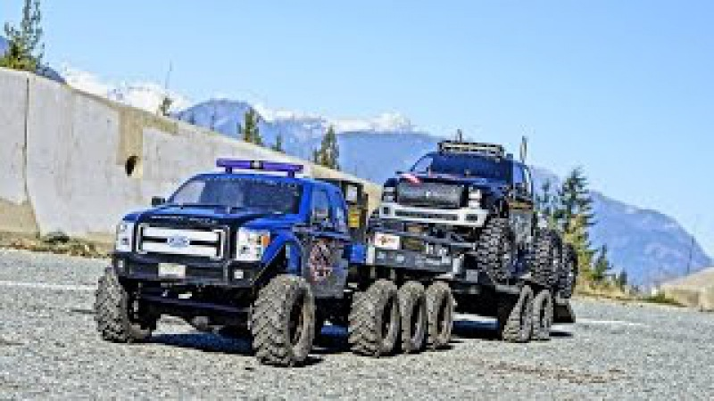 Custom 8x8 RC (P5464-8x) Custom 6x6 RC (P7273-6x) - Year Five Bring It Home
