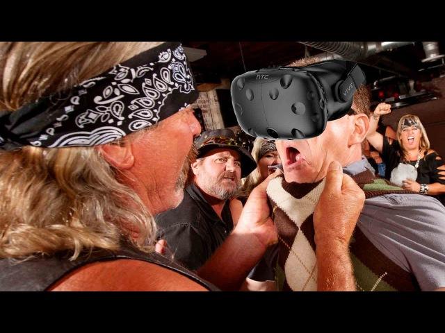 VR Drunkn Bar Fights - Fists of FURY