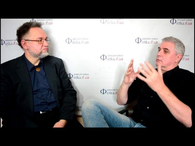 FirtkaTV Володимир Єшкілєв та Лесь Подерв'янський Мистецький діалог