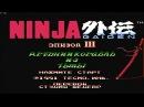 Прохождение Ninja Gaiden 3 Ninja Ryukenden 3 The Ancient Ship of Doom На русском NES Full Story