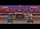 Mugen Mortal Kombat Trilogy Extended Gameplay Cyber Sub zero
