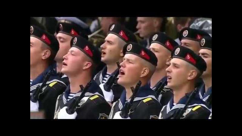 Песня Дениса Майданова Я поднимаю флаг моего государства - Клип к годовщине Рус...