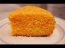 Морковный пирог.Простой рецепт морковного тортика.Готовим всей семьей!