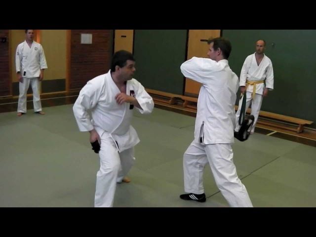 The Belt - Fun and Original Warm Up Coordination Exercises for Martial Arts - Grenland Ju Jitsu