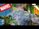 КАЧОК ИЗ КОМИКСОВ! Marvel vs DC